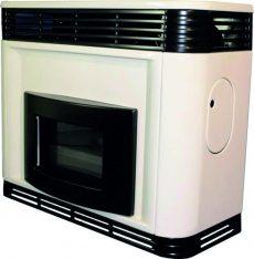 Lampart Gála Elegance 50 zárt égésterű gázkonvektor parapet nélkül 5,5 kw