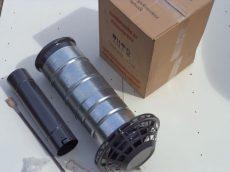 Lampart fali tartozék normál 25-50cm / Lampart parapet