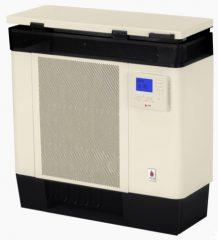"""FÉG GF36EF ErP parapetes fali gázkonvektor, beige, programozható digitális termosztát, EU-ErP, """"A"""" kategóriás"""